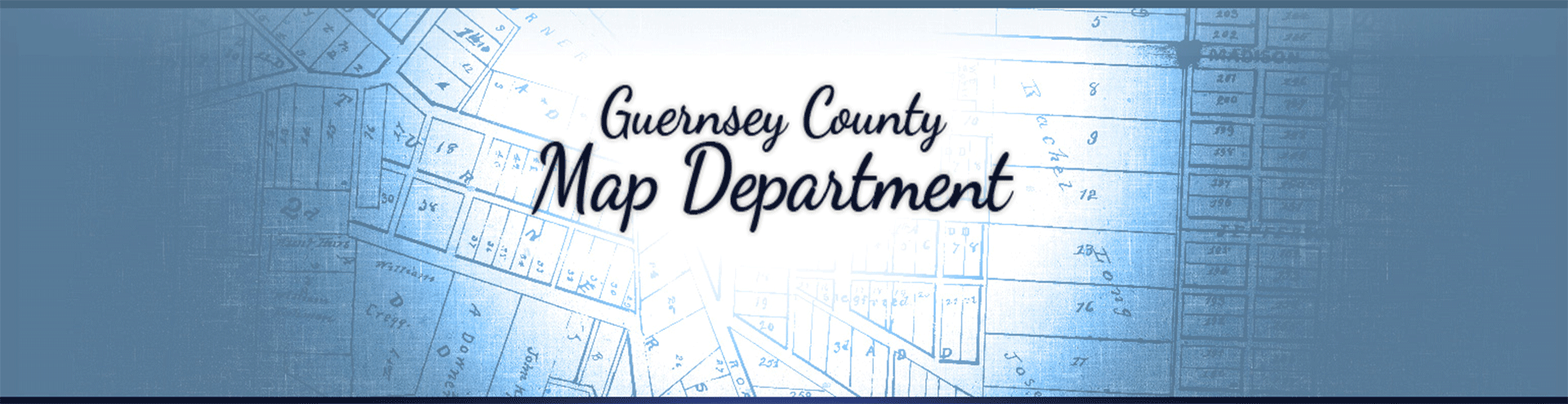 Map Department Guernsey County